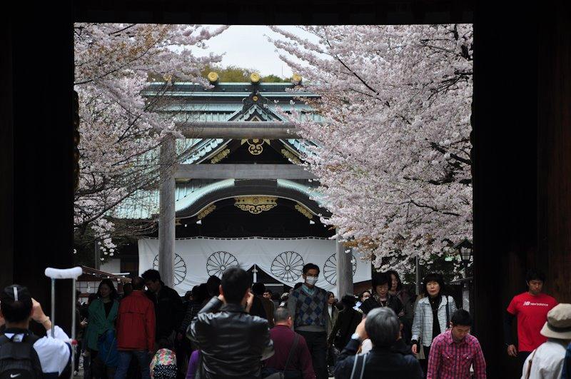 《日本對頭人》系列﹣花見