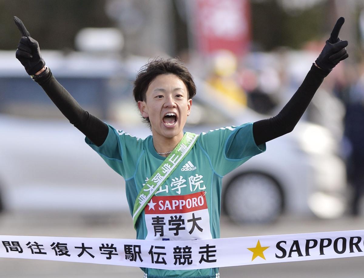 箱根驛傳(一):日本跑步賀歲劇