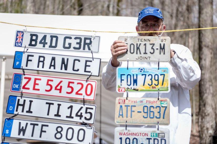 《Barkley Marathons》:世上最難行山賽